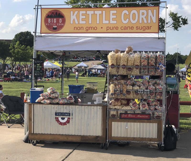 Big D Kettle Corn